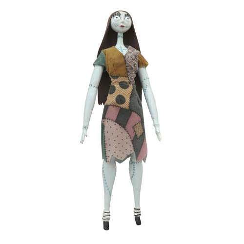 Nightmare Before Christmas Sally Unlimited Coffin Doll