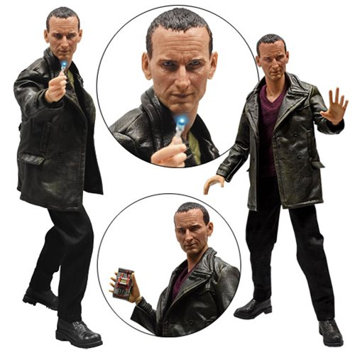 Doctor Who 9th Doctor Series 1 1:6 Scale Action Figure