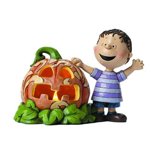 Peanuts Linus Great Pumpkin Statue