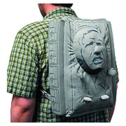 Star Wars Han Solo in Carbonite Plush Back Buddy PX
