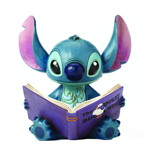 Lilo & Stitch Storybook Disney Traditions Statue