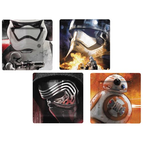 Star Wars: The Force Awakens Photograph Plate Set