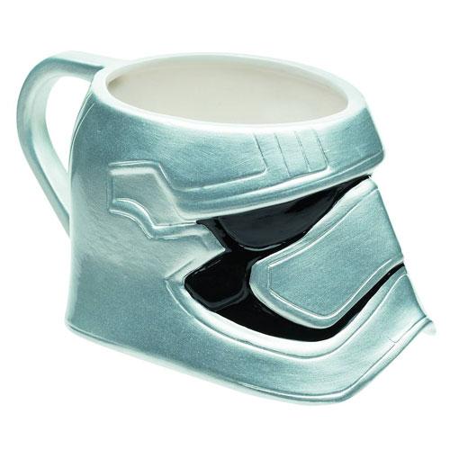 Star Wars VII Captain Phasma Molded Ceramic Mug