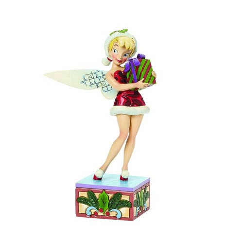 Disney Traditions Tink the Season Statue