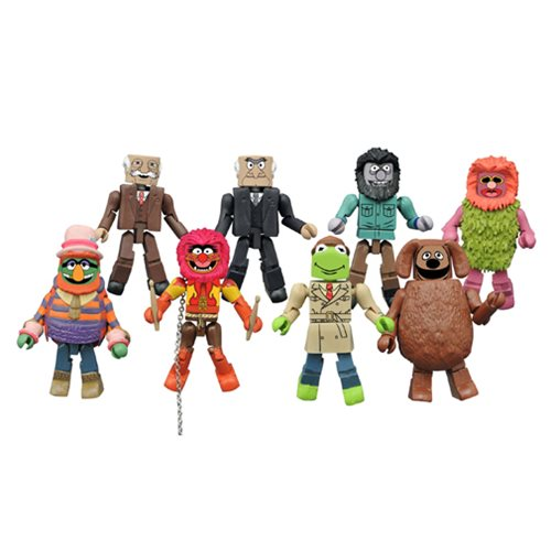 Muppets Minimates Series 2 2-Pack Set