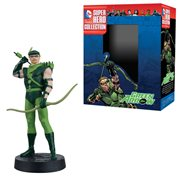 DC Superhero Green Arrow Best Of Figure with Magazine