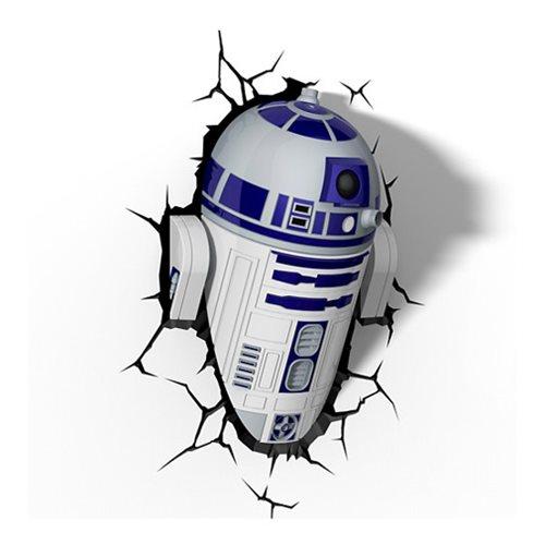 Star Wars R2-D2 3D Light