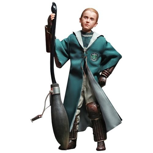 Harry Potter Quidditch Draco Malfoy 1:6 Scale Action Figure