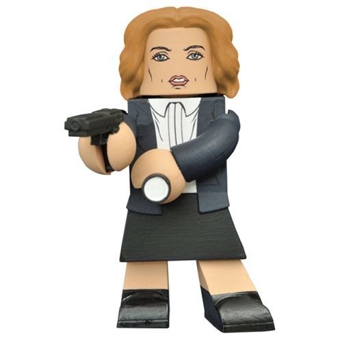X-Files 2016 Dana Scully Vinimate Vinyl Figure