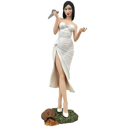 Femme Fatales Snow White Statue