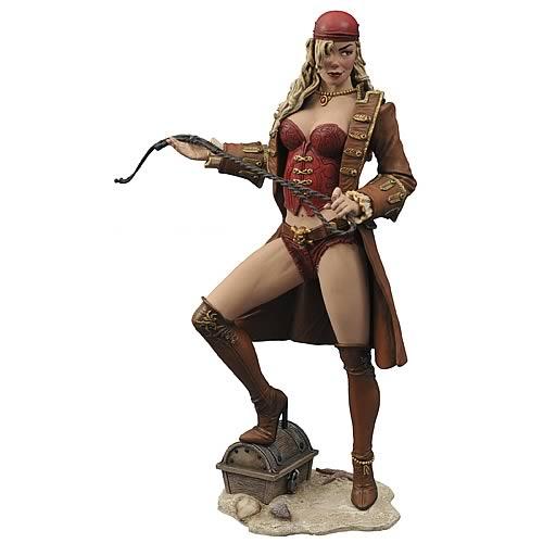 Femme Fatales Anne Bonny Statue