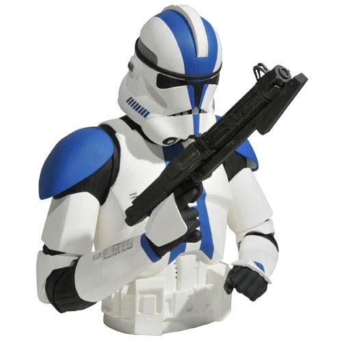 Star Wars Commander Appo Clone Trooper Bust Bank