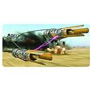 Star Wars Vehicle Collector Magazine with Anakin Podracer