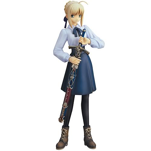 Fate/Stay Night Saber Statue