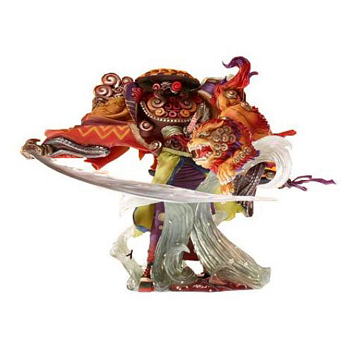 Final Fantasy Master Creatures 2 Yojimbo Figure