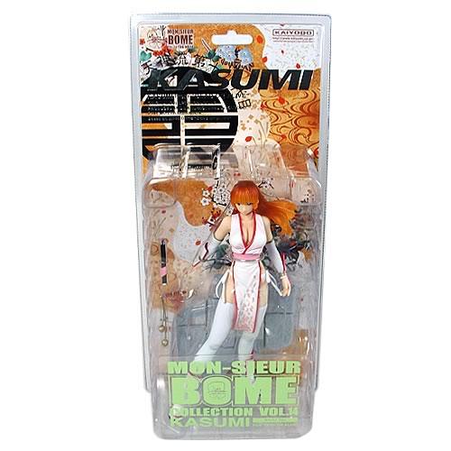 Bome Dead or Alive Kasumi Statue