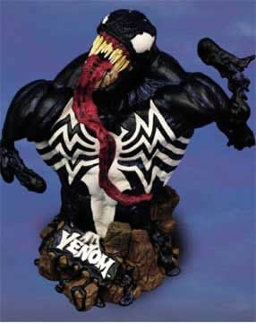 Rogues Gallery:  Venom Bust