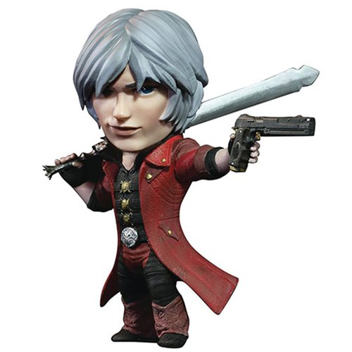 Devil May Cry 4 Dante Qbitz Action Figure