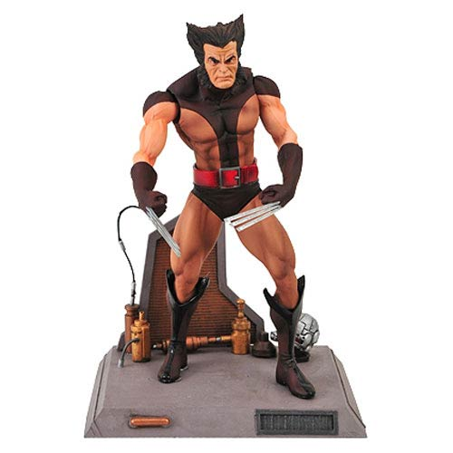 X-Men Marvel Select Unmasked Wolverine Action Figure