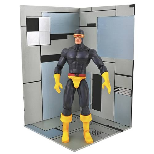 X-Men Cyclops Marvel Select Action Figure
