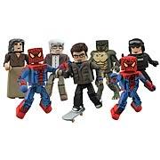 Marvel Minimates Series 46 Mini-Figures Case