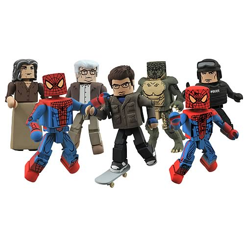Marvel Minimates Series 46 Mini-Figures Case