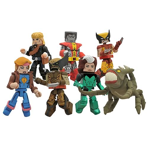 Marvel Minimates Series 47 Mini-Figure 2-Pack Case