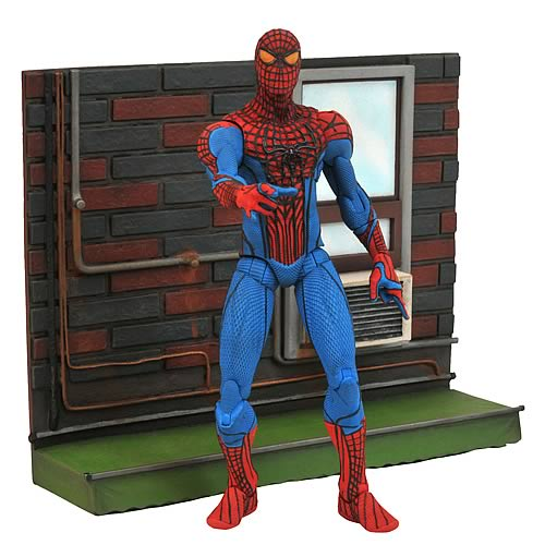 Amazing Spider-Man Movie Spider-Man Action Figure