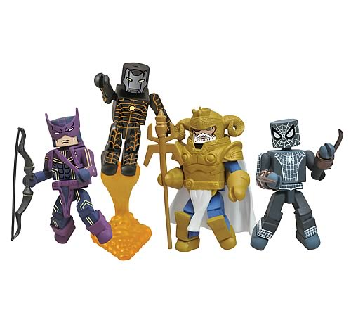 Marvel Minimates Fear Itself Mighty Box Set