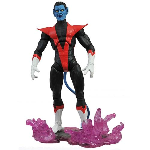 X-Men Marvel Select Nightcrawler Action Figure