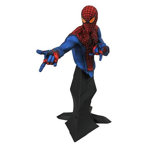 Amazing Spider-Man Movie Spider-Man Bust