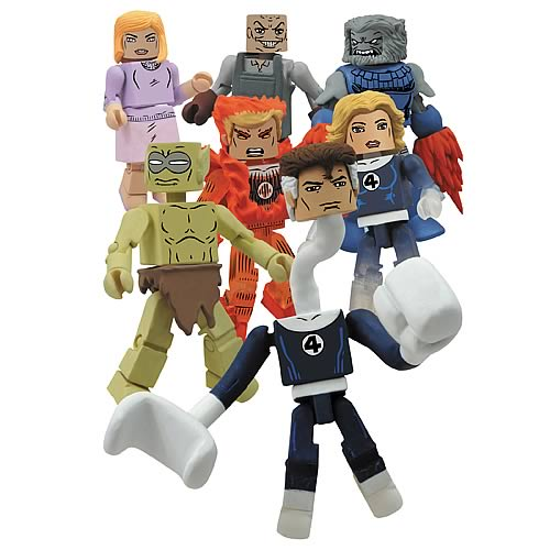 Marvel Minimates Series 48 Mini-Figure 2-Pack Case