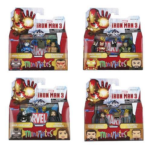 Marvel Minimates Series 48 Mini-Figure 2-Pack Case