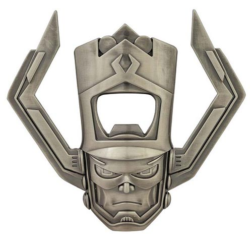 Marvel Galactus Fantastic Four Metal Bottle Opener