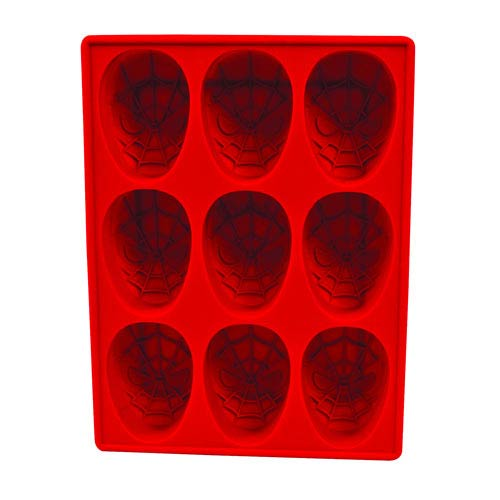 Spider-Man Silicone Ice Cube Tray