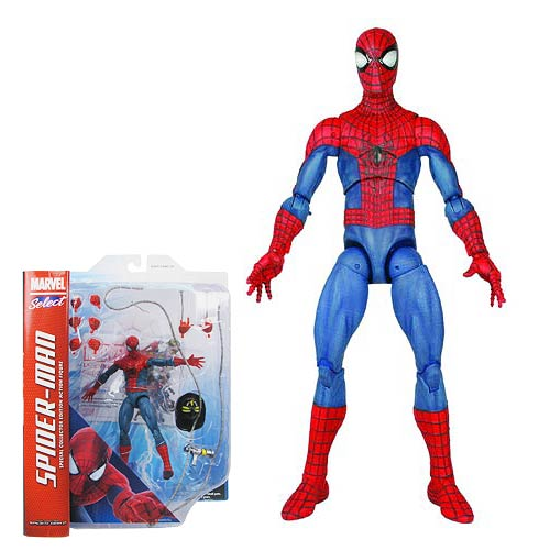 Amazing Spider-Man 2 Marvel Select Action Figure