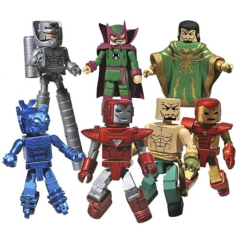 Marvel Minimates Series 36 Case