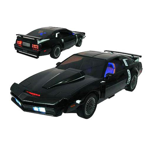Knight Rider Super Pursuit Mode K.I.T.T. 1:15 Scale Vehicle