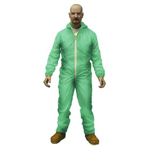 Breaking Bad Walter White Hazmat Suit Action Figure