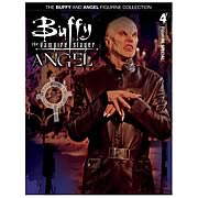 Buffy /  Angel Collector Magazine with The Master Figure