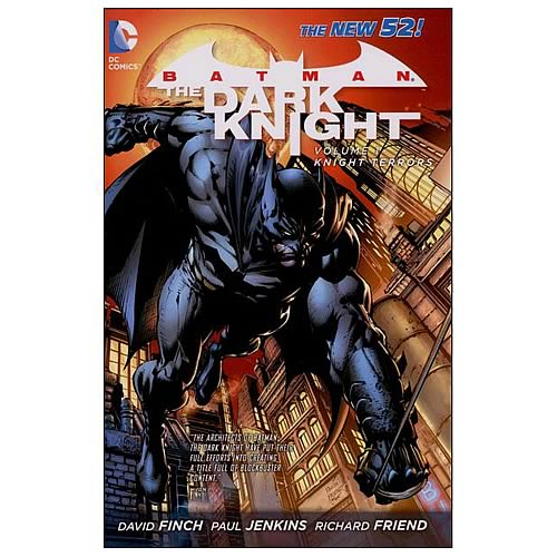Batman Dark Knight Hardcover Graphic Novel