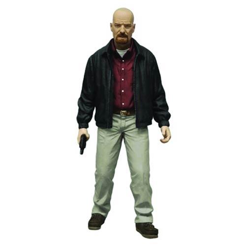 Breaking Bad Heisenberg Red Shirt Variant Figure - Exclusive