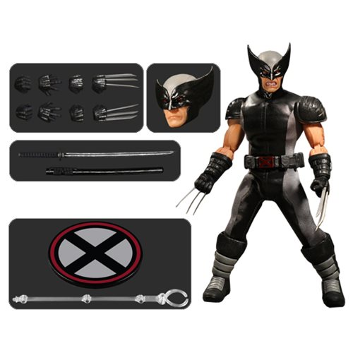 X-Force Wolverine One:12 Collective Figure - PX