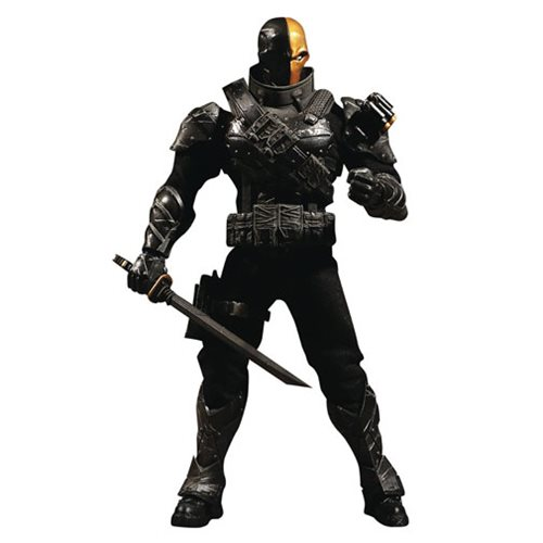 DC Comics Stealth Deathstroke One:12 Collective Figure - PX