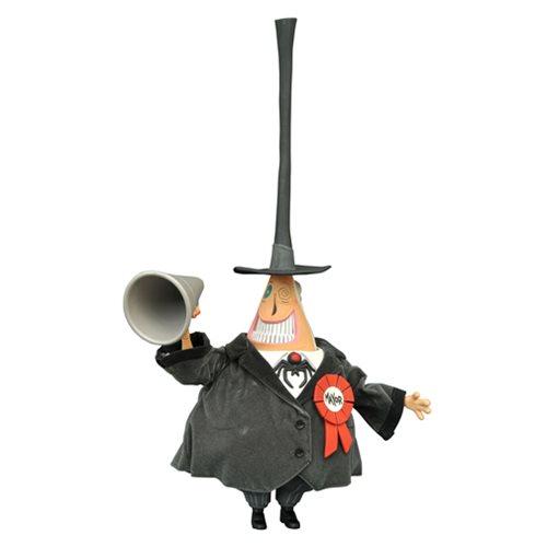The Nightmare Before Christmas Mayor Deluxe Cloth Figure