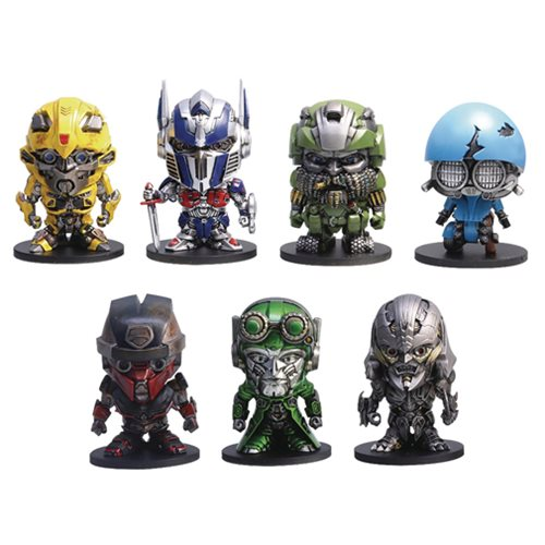 Transformers Last Knight 2-Inch Mini-Figure Box Set A