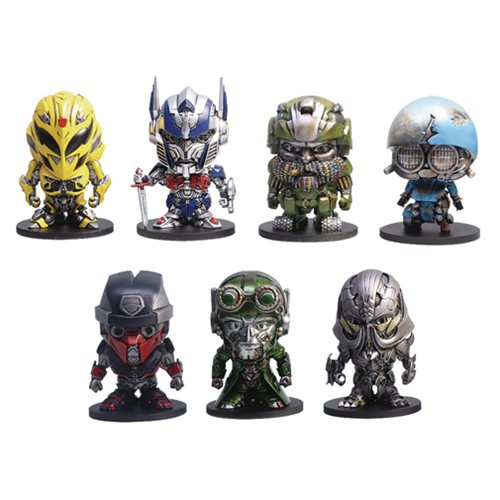Transformers Last Knight 2-Inch Mini-Figure Box Set B