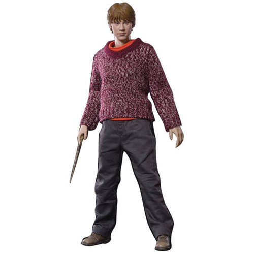 Harry Potter Azkaban Ron Weasley Special Ver. 1:6 Figure