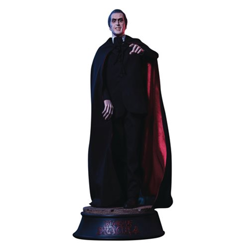 Scars of Dracula Count Dracula 1:4 Scale Statue
