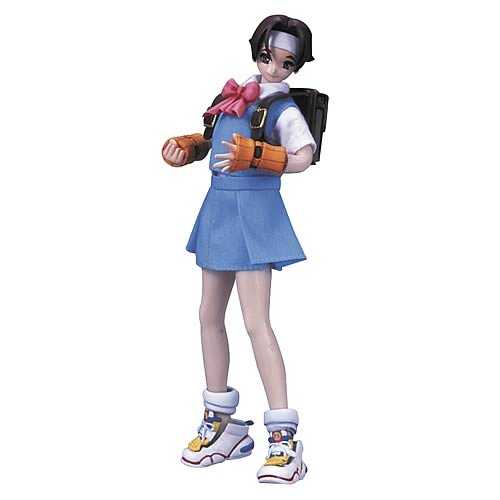 Capcom Queens Hinata Action Figure